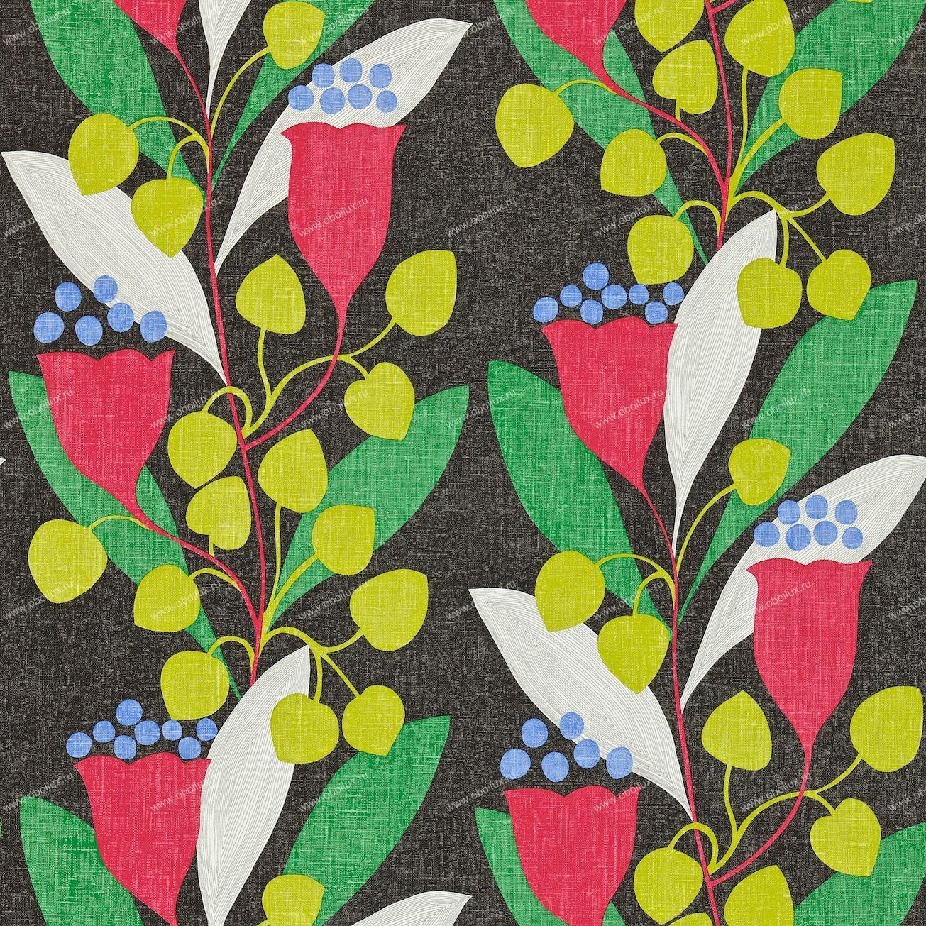 Английские обои Sanderson,  коллекция Colour for Living, артикул211656