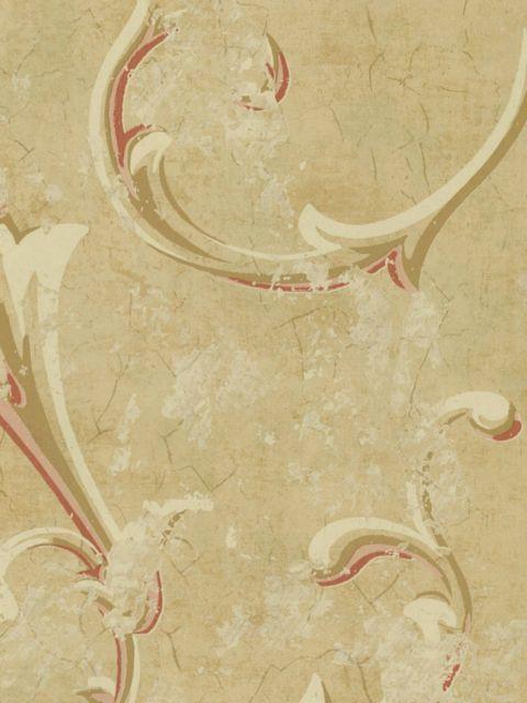 Американские обои Wallquest,  коллекция Sandpiper Studios - Versailles, артикулVS41401
