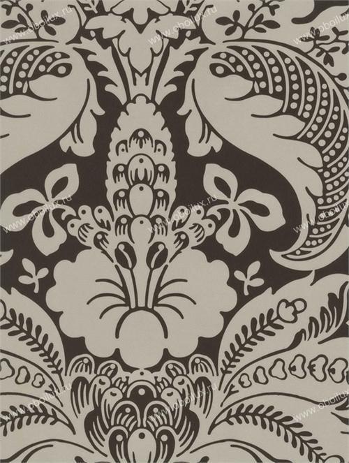 Американские обои Chesapeake,  коллекция Damasks Stripes, артикулDS71411