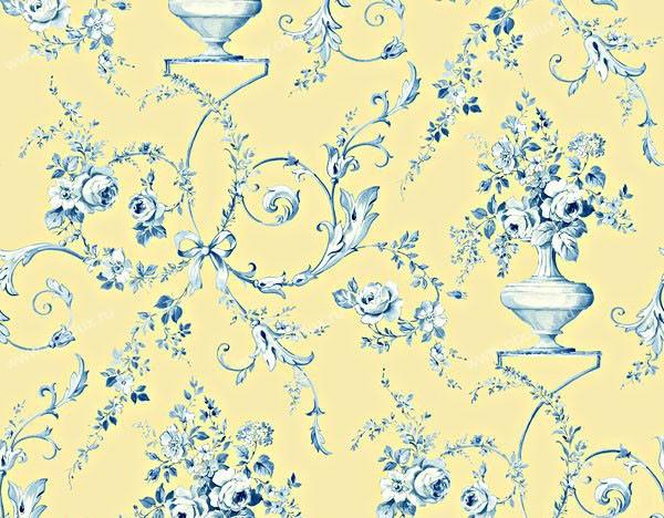 Американские обои Wallquest,  коллекция Springtime Cottage, артикулCG31203