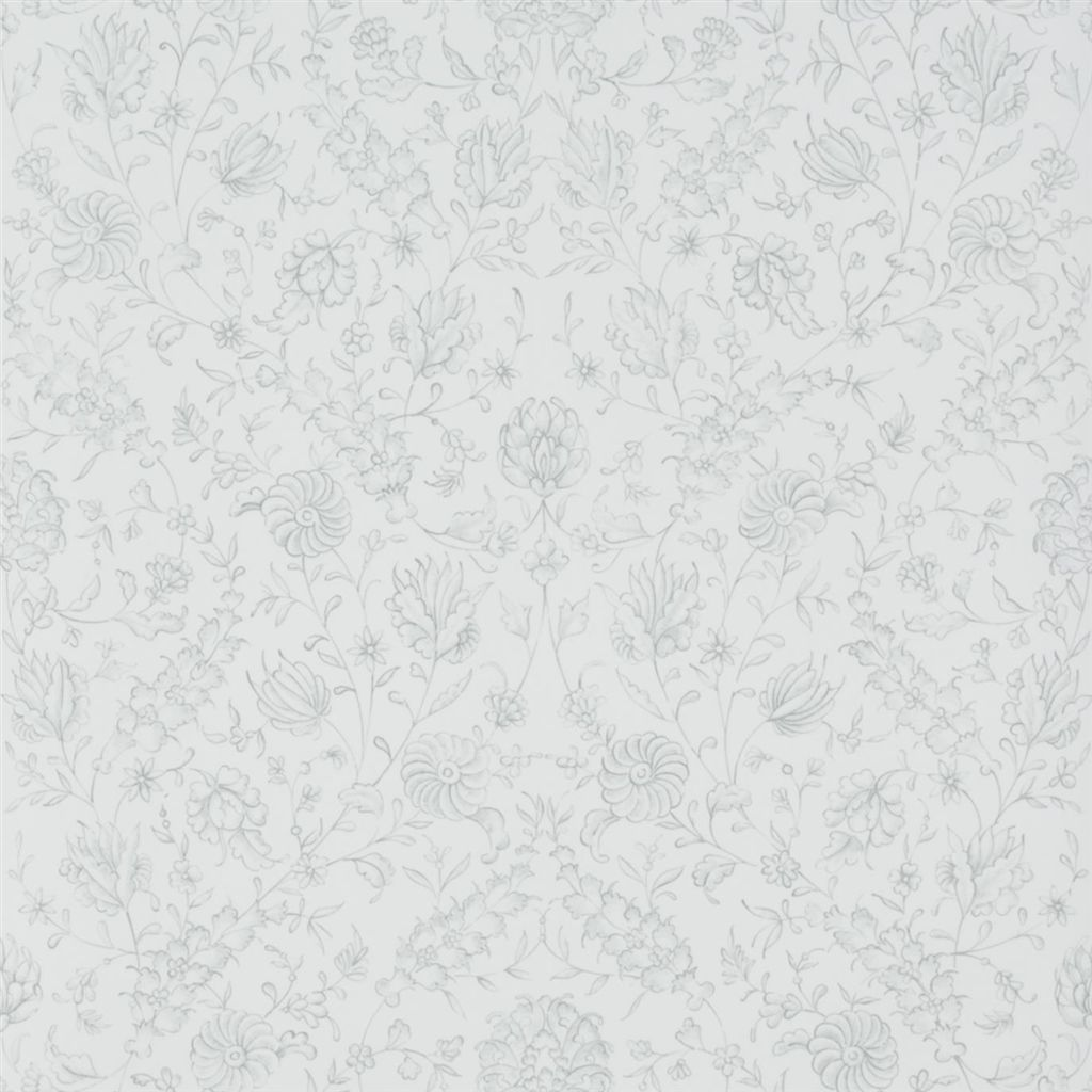 Английские обои Designers guild,  коллекция The Royal Collection - Rosa Chinensis, артикулPQ009/06