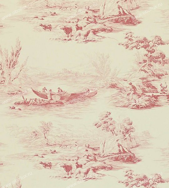 Английские обои Zoffany,  коллекция Chantemerle, артикулCHP05001
