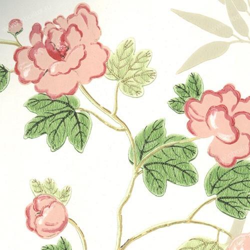 Английские обои GP & J Baker ,  коллекция Emperor`s Garden, артикулBW45004-5