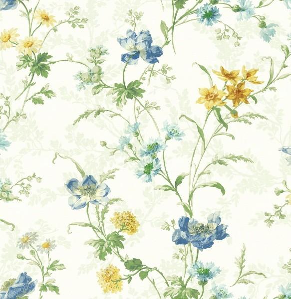 Американские обои Seabrook,  коллекция Garden Diary, артикулCY10002