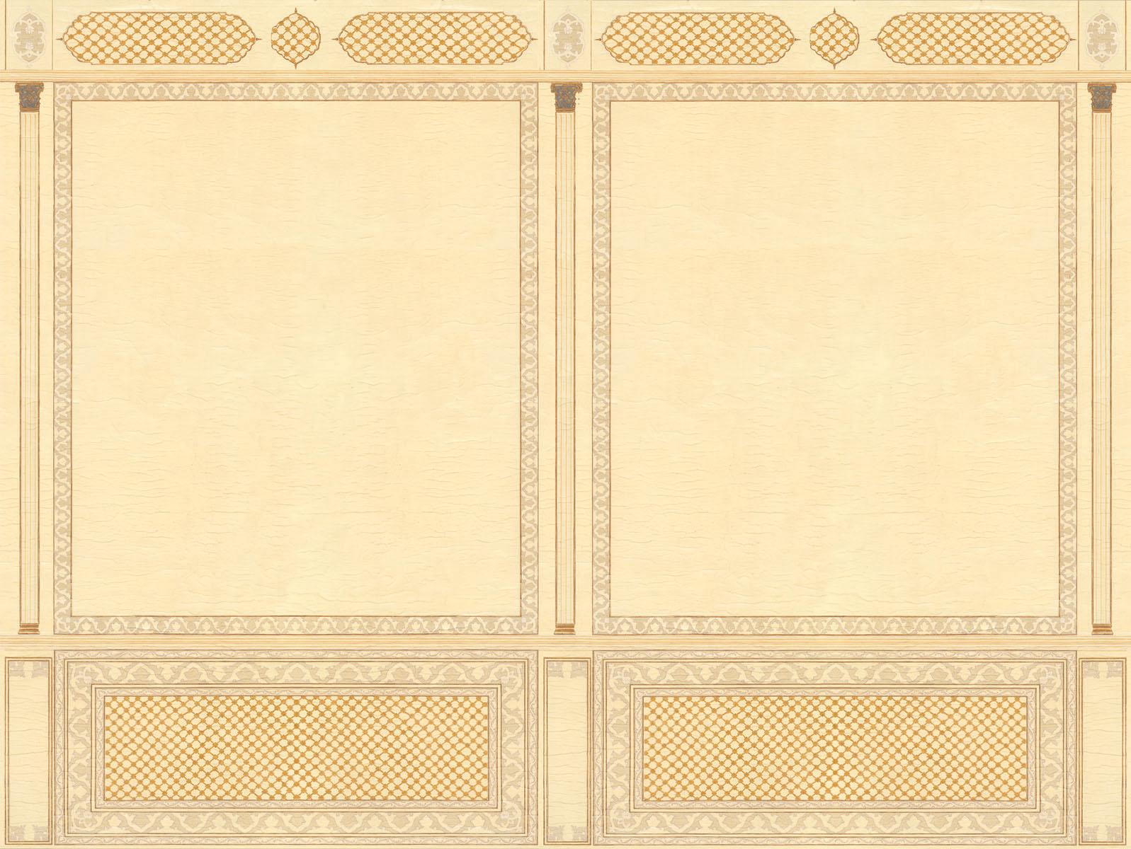 Английские обои Iksel,  коллекция Scenic & Architectural Wallpapers, артикулRajmataLilyPool