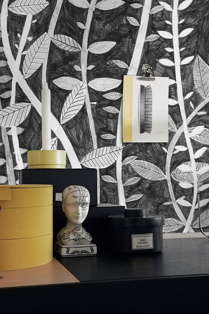 Российские обои ID Wall,  коллекция Botanica, артикулID048020