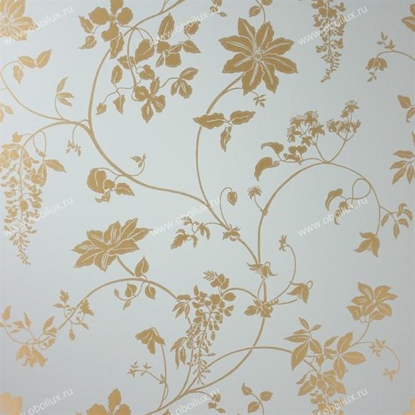 Английские обои Nina Campbell,  коллекция Wallpaper Album III, артикулNCW2242-07