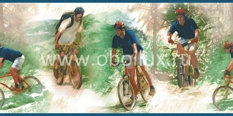 Канадские обои Blue Mountain,  коллекция Boys, артикулBC1580669b