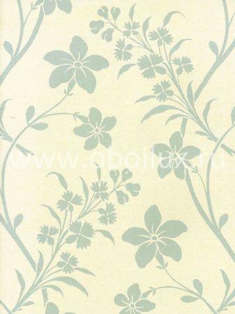 Английские обои Zoffany,  коллекция Fleurs Rococo, артикулFLW08007