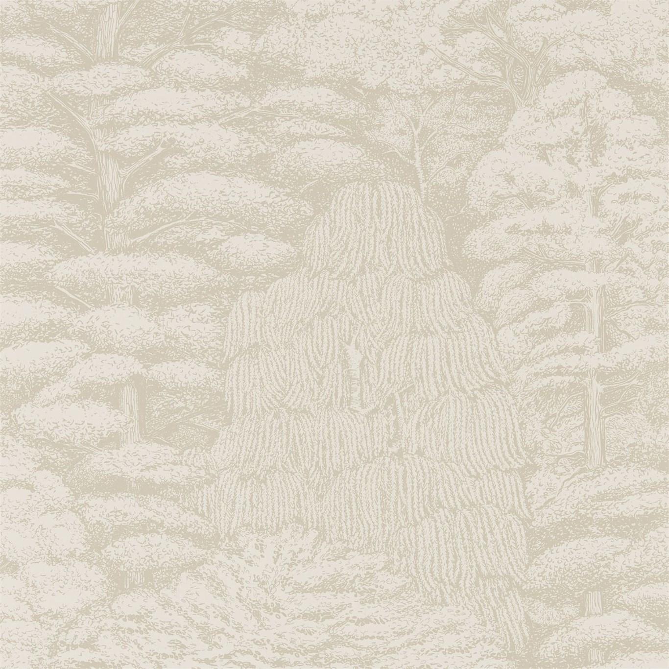 Английские обои Sanderson,  коллекция Woodland Walk, артикул215717