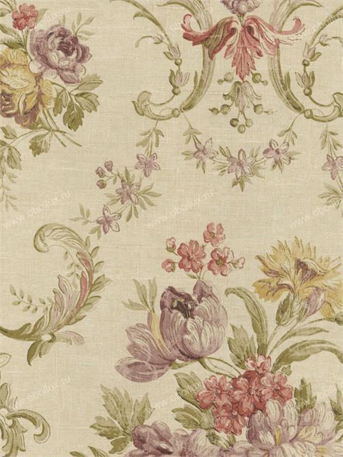 Американские обои Seabrook,  коллекция Tapestry, артикулTY31209