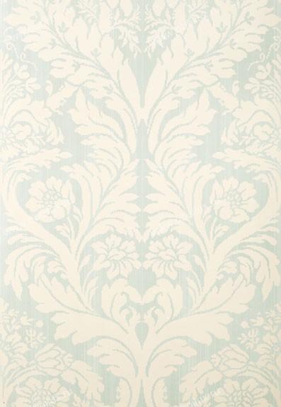 Американские обои Schumacher,  коллекция Palazzo Damasks, артикул5003743