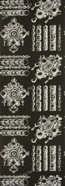 Английские обои Designers guild,  коллекция Christian Lacroix - Belle Rives, артикулPCL020/03