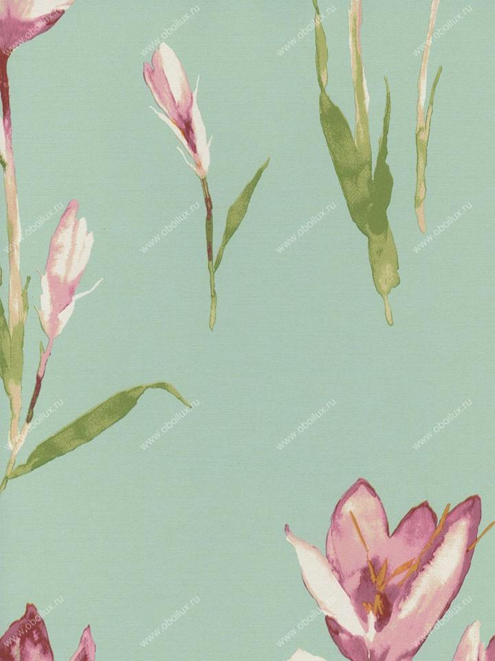 Американские обои Wallquest,  коллекция Fresh Floral, артикулFF91402