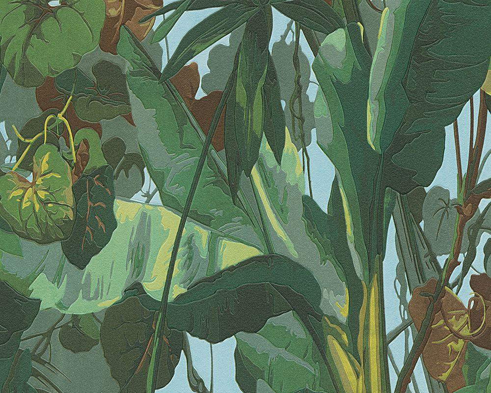Немецкие обои A. S. Creation,  коллекция Dekora Natur VI, артикул9589-81