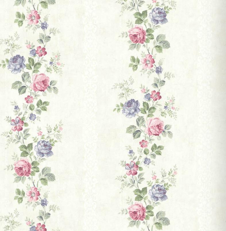 Американские обои Wallquest,  коллекция Style49 - Abbey Gardens, артикулHN40409