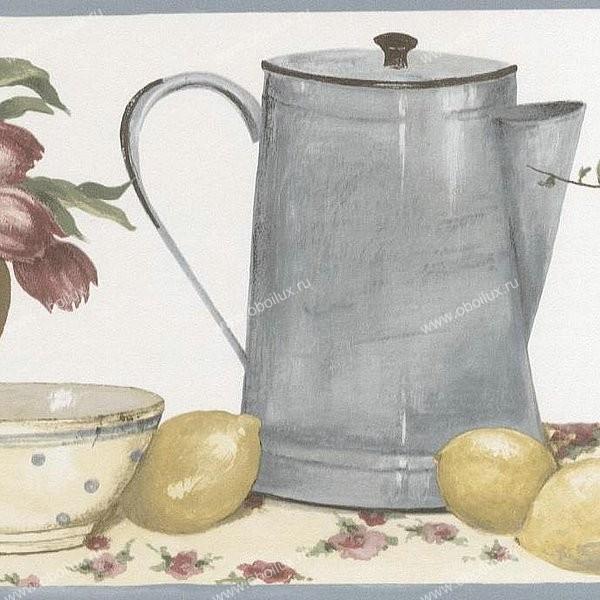 Канадские обои Aura,  коллекция Kitchen Story 2, артикулKB79741