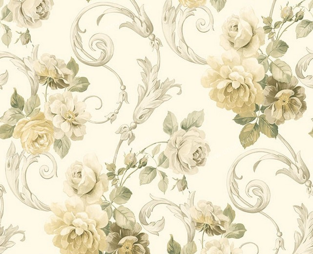 Американские обои Wallquest,  коллекция English Garden, артикулEG50108