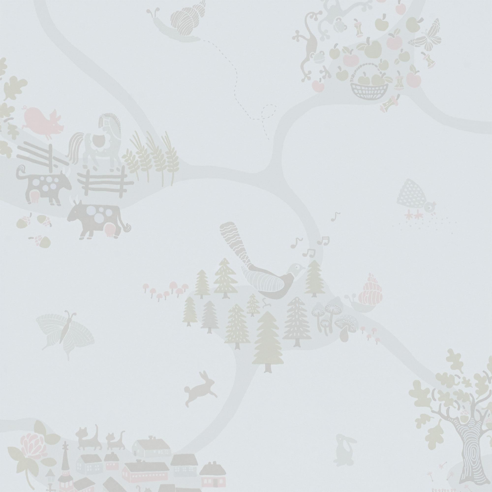 Шведские обои Sandberg,  коллекция Engla & Elliot, артикул779-09