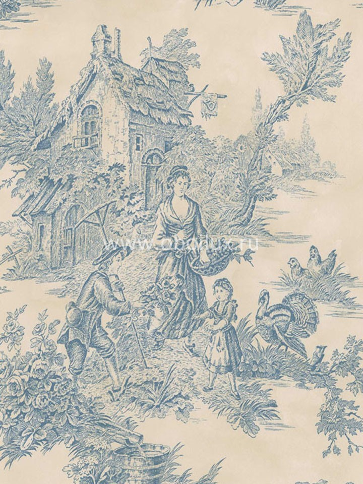 Канадские обои Blue Mountain,  коллекция Boys, артикулBC1582157