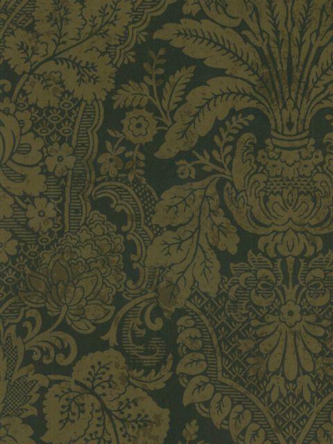 Американские обои Wallquest,  коллекция Sandpiper Studios - Versailles, артикулVS42400