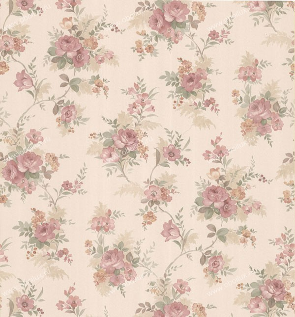 Американские обои Living Style,  коллекция English Bouquet, артикул988-58631