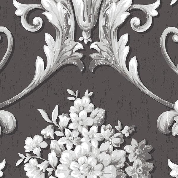 Канадские обои Aura,  коллекция Silk Collection III, артикулCS35625
