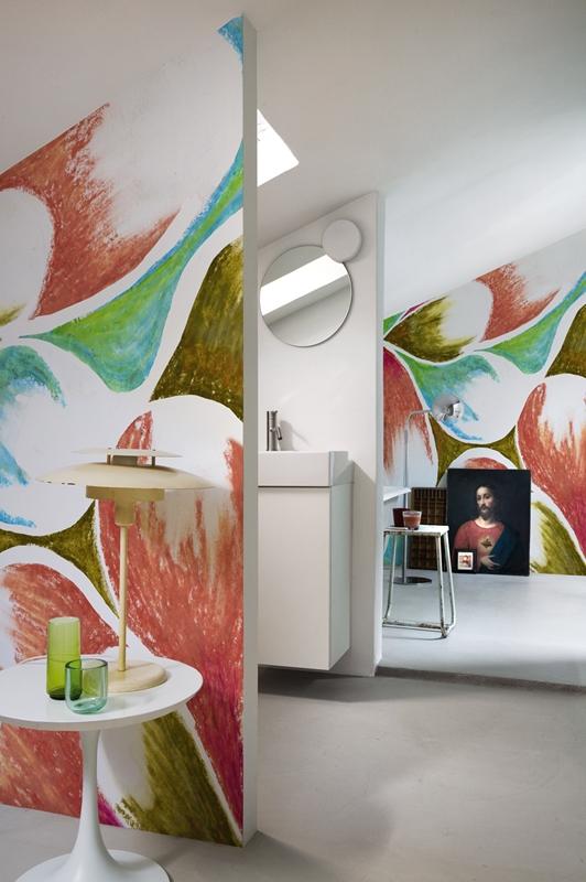 Итальянские обои Wall & deco,  коллекция Big Brand 13, артикулBBDR1301