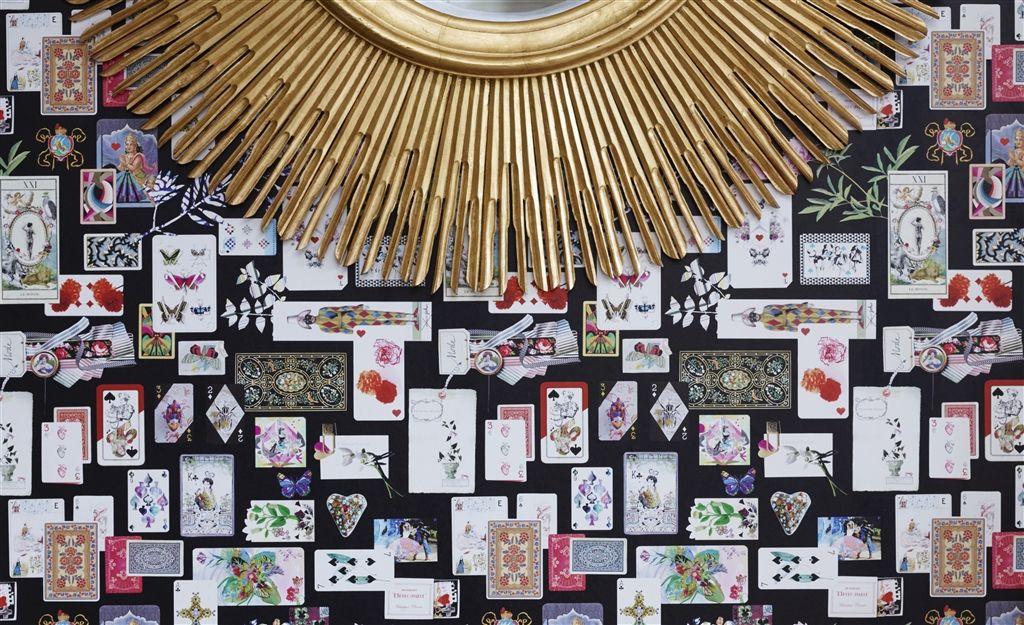 Английские обои Designers guild,  коллекция Christian Lacroix - Incroyables et Merveilleuses, артикулPCL697-01