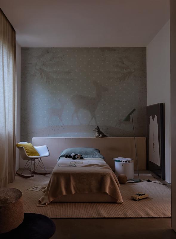 Итальянские обои Wall & deco,  коллекция Life 15, артикулWDBB1501-A