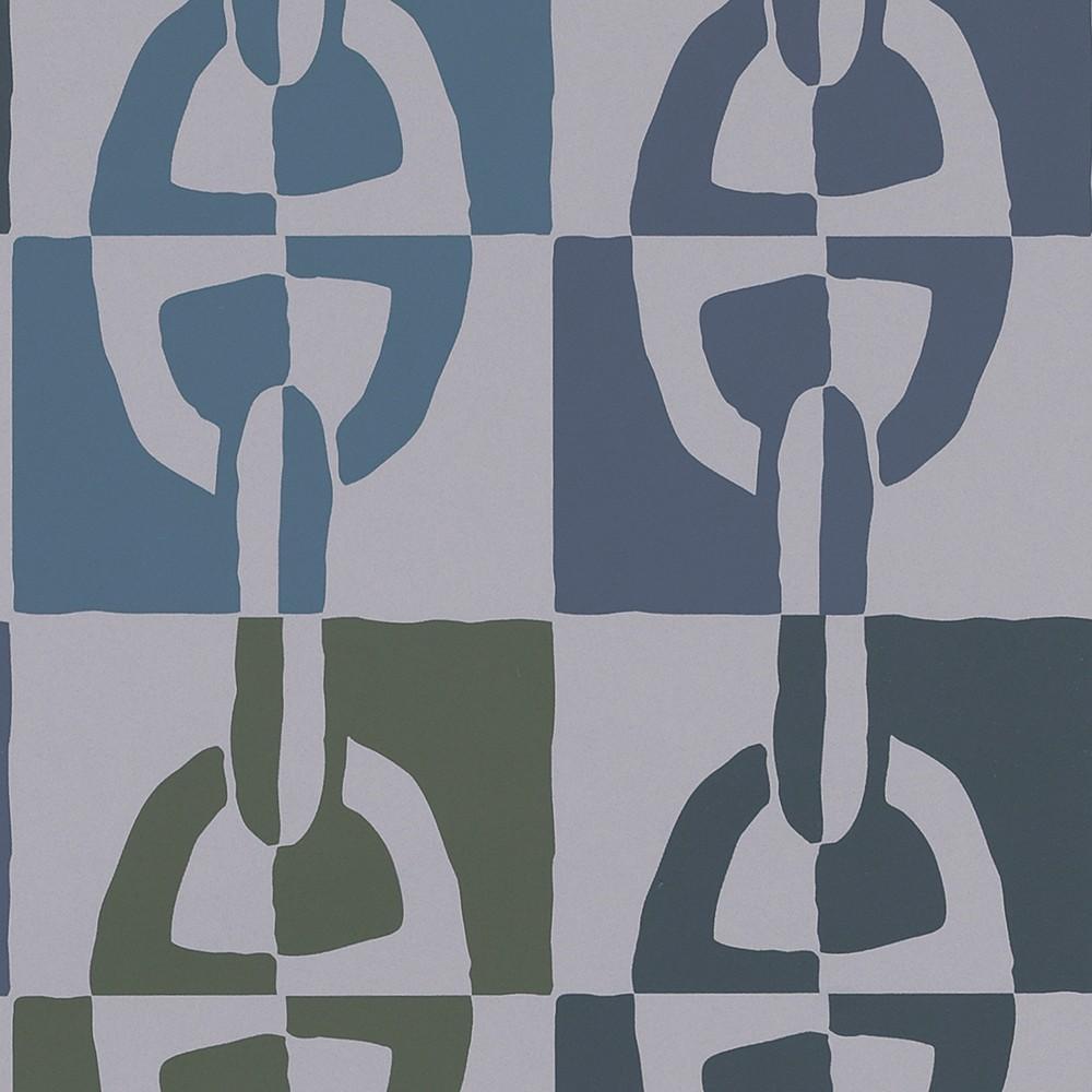 Французские обои Hermes,  коллекция La maison  Les papiers peints vol 3, артикул214031-M04