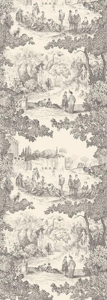 Французские обои Casadeco,  коллекция Chantilly, артикулCHT24239120