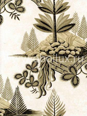 Английские обои Zoffany,  коллекция Fleurs Rococo, артикулFLW02002