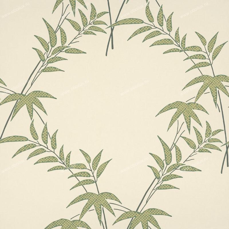 Английские обои Little Greene,  коллекция Oriental Wallpapers, артикул0275TRSPRIN