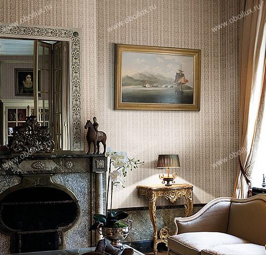 Бельгийские обои Calcutta,  коллекция Figaro, артикул610022