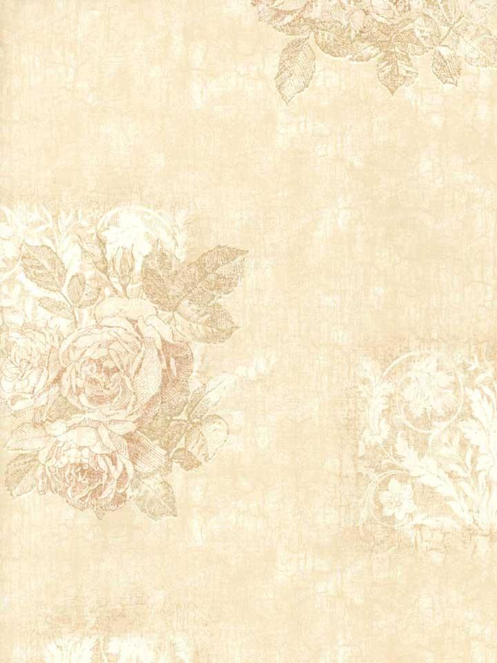 Американские обои Brewster,  коллекция Madison Florals, артикул282-64040