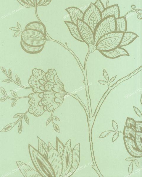 Английские обои Osborne & Little,  коллекция Wallpaper Album V, артикулW5640-08