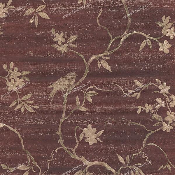 Американские обои Brewster,  коллекция Sienna, артикул284-54220