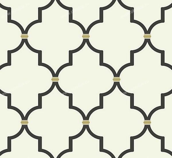 Американские обои Wallquest,  коллекция Madison Geometrics, артикулLA30500