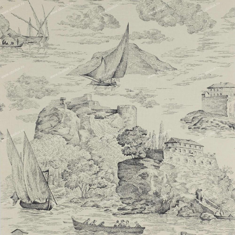 Французские обои Manuel Canovas,  коллекция Papiers Peints Trianon, артикул03069-01