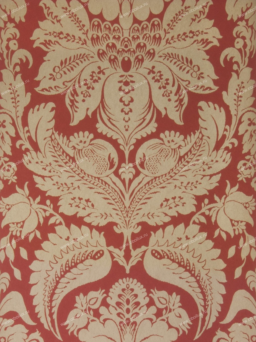 Американские обои Stroheim,  коллекция Palettes, артикулWETHERSNONWOVENCranberry