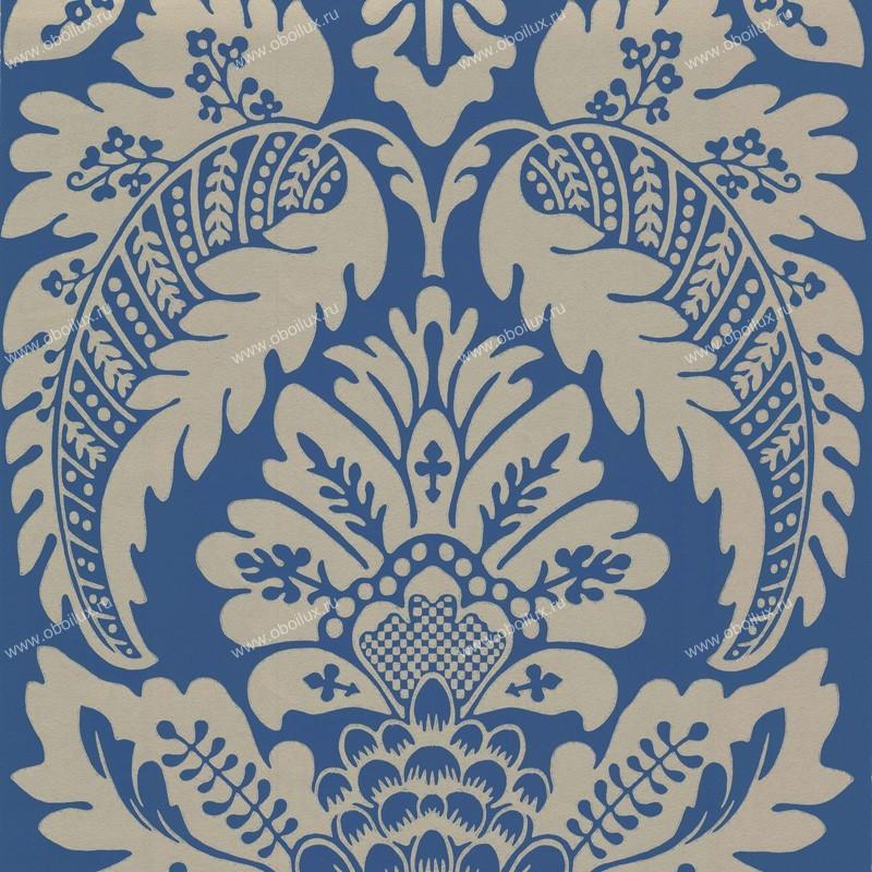 Английские обои Little Greene,  коллекция London Wallpapers III, артикул0282WLSOVER