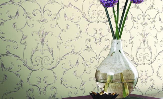 Американские обои York,  коллекция Luminous Lavender, артикулED3236