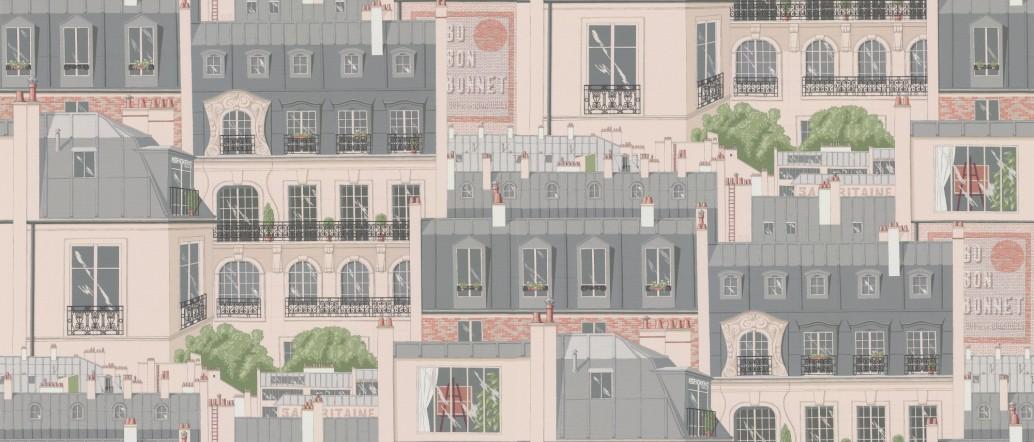 Французские обои Manuel Canovas,  коллекция Papiers Peints Vol. VI, артикул03082/02