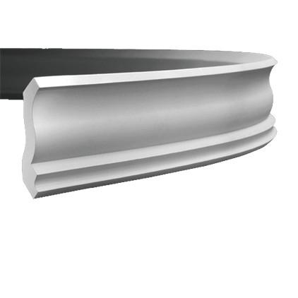 Карниз гибкий из полиуретана 1.50.144F