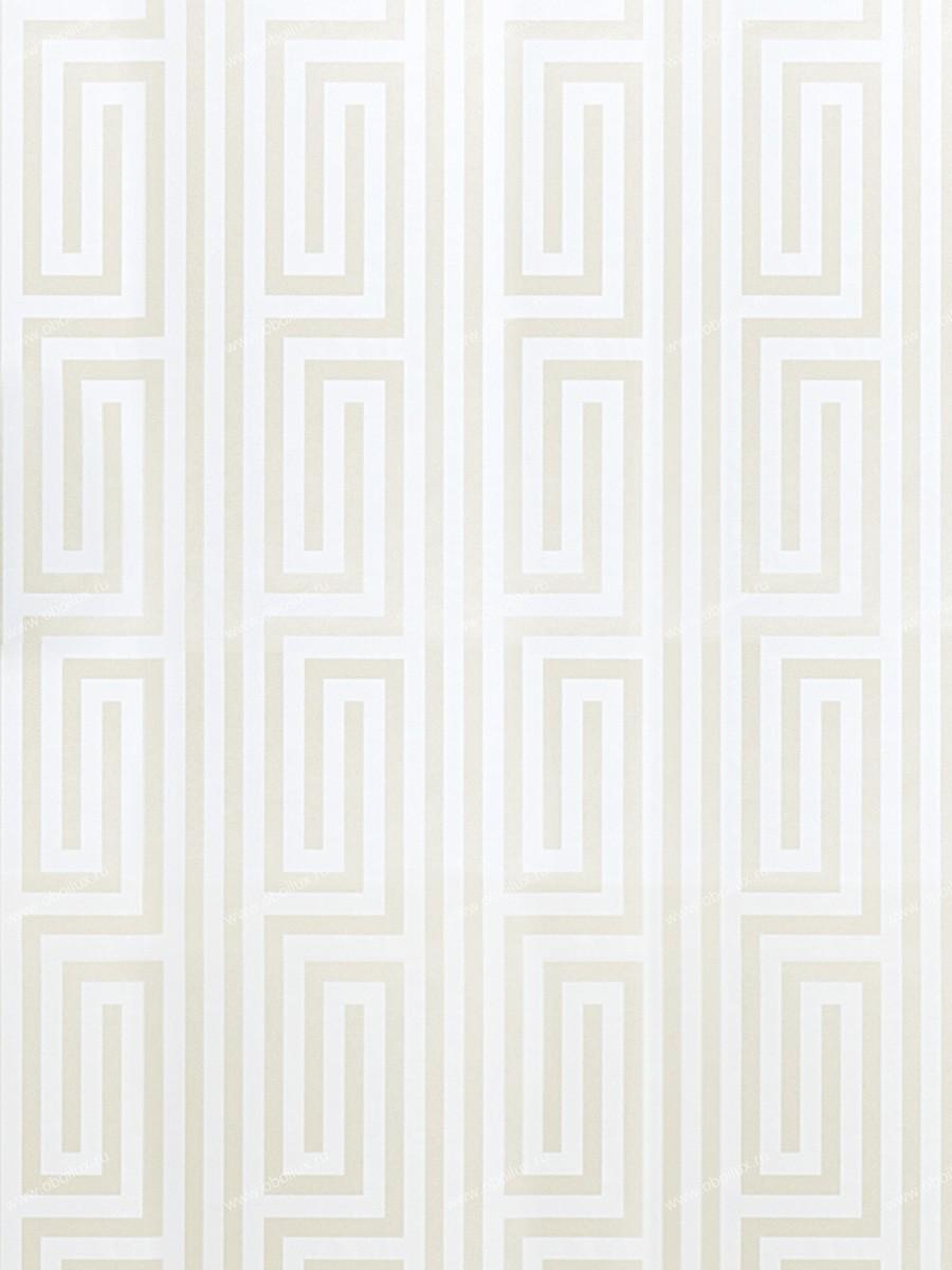 Американские обои Stroheim,  коллекция Palettes, артикулDELAMEREIvory