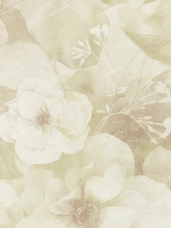 Американские обои Wallquest,  коллекция Villa Flora, артикулVB10101
