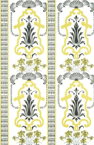 Английские обои Designers guild,  коллекция Linnaeus, артикулP554/08