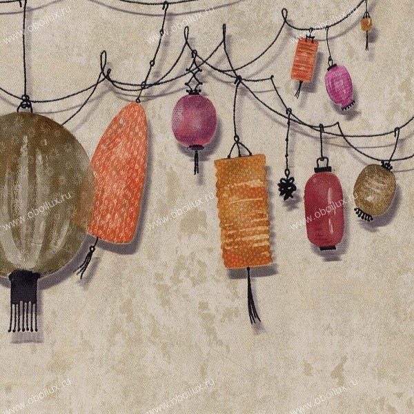 Испанские обои Tres Tintas,  коллекция Heritage, артикулM2052-2