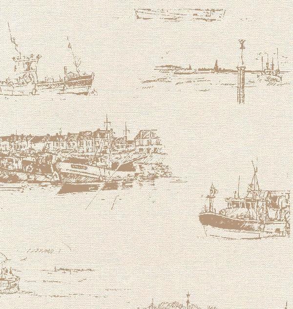 Французские обои Casadeco,  коллекция Nautic, артикулNTC15121102
